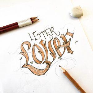 koi-samsa-lettering_letter-lover